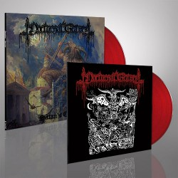 "Nocturnal Graves - Satan's Cross - LP coloured + 10"" vinyl coloured + Digital"