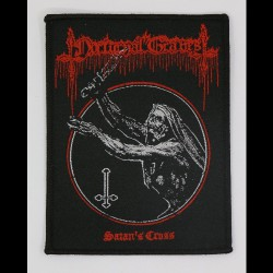 Nocturnal Graves - Satan's Cross - Patch