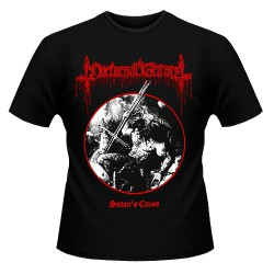 Nocturnal Graves - Satan's Cross - T-shirt