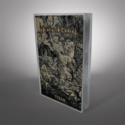 Nocturnal Graves - Titan - CASSETTE + Digital