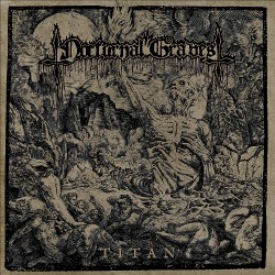 Nocturnal Graves - Titan - CD DIGIPAK + Digital