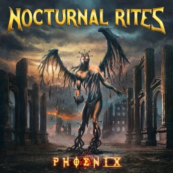 Nocturnal Rites - Phoenix - LP Gatefold Coloured
