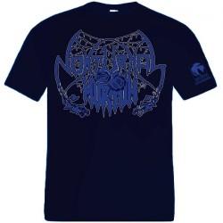Nokturnal Mortum - Lunar Poetry 2019 TS Dark Blue - T-shirt (Men)