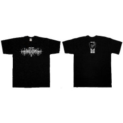Nokturnal Mortum - Silver Logo - T-shirt (Men)