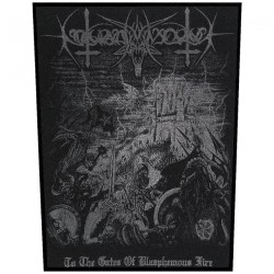 Nokturnal Mortum - To The Gates Of Blasphemous Fire - BACKPATCH