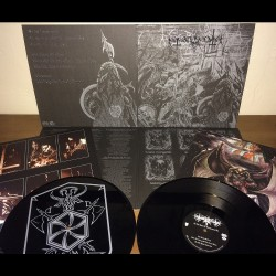 Nokturnal Mortum - To The Gates Of Blasphemous Fire - DOUBLE LP Gatefold