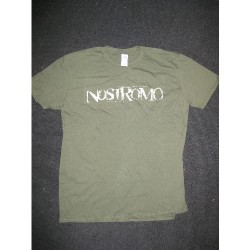 Nostromo - Logo (Green) - T-shirt (Men)