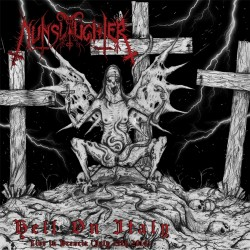 Nunslaughter - Hell On Italy - Live In Brescia (July 15th 2014) - LP