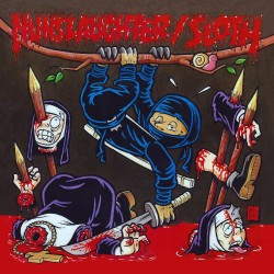 "Nunslaughter - Sloth - Nunslaughter - Sloth - Picture 7"" EP"