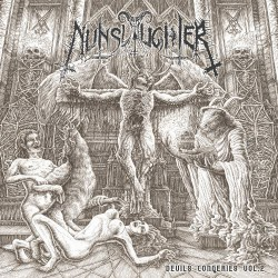 Nunslaughter - The Devil's Congeries Vol. 2 - DOUBLE CD