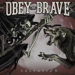 Obey The Grave - Salvation - CD