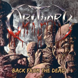 Obituary - Back From The Dead - CD DIGIPAK