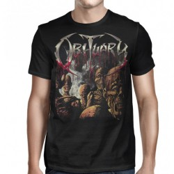 Obituary - Back From The Dead - T-shirt (Men)