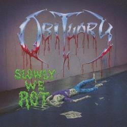 Obituary - Slowly We Rot - CD DIGIPAK