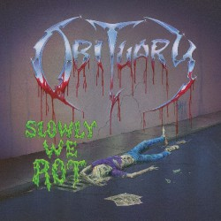Obituary - Slowly We Rot - LP COLOURED