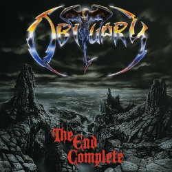 Obituary - The End Complete - LP COLOURED