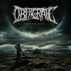 Obliterate - Impending Death - CD