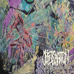Obliteration - Nekropsalms - CD DIGIPAK