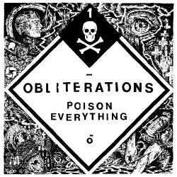 Obliterations - Poison Everything - CD