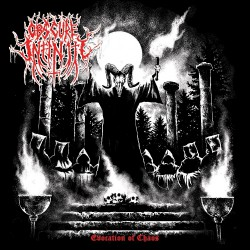 Obscure Infinity - Evocation Of Chaos - CD