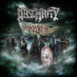 Obscurity - Streitmacht - CD DIGIPAK