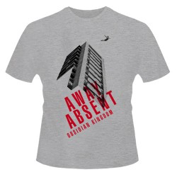 Obsidian Kingdom - Away Absent - T-shirt (Men)