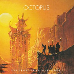 Octopus - Supernatural Alliance - LP Gatefold