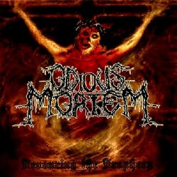 Odious Mortem - Devouring the Prophecy - CD