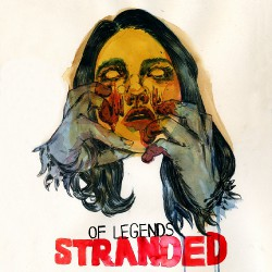 Of Legends - Stranded - CD DIGIPAK