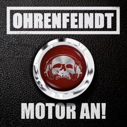 Ohrenfeindt - Motor An! - CD DIGIPAK
