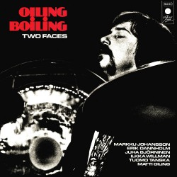 Oiling Boiling - Two Faces - CD