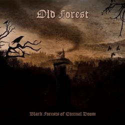 Old Forest - Black Forests Of Eternal Doom - CD DIGIPAK