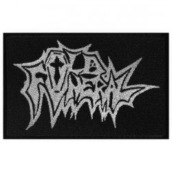 Old Funeral - Logo - EMBROIDERED PATCH