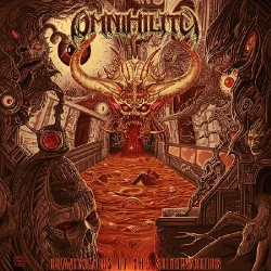 Omnihility - Deathscapes of the Subconcious - CD