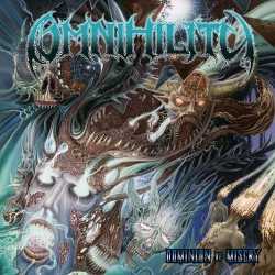 Omnihility - Dominion Of Misery - CD