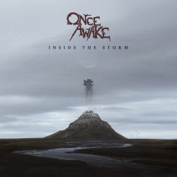 Once Awake - Inside The Storm - CD