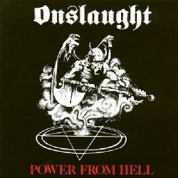 Onslaught - Power From Hell - CD