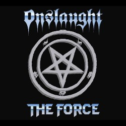 Onslaught - The Force - LP COLOURED