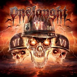 Onslaught - VI LTD Edition - CD DIGIPAK