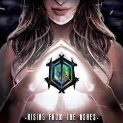 Opalized - Rising From The Ashes - CD DIGIPAK