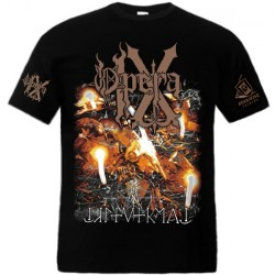 Opera IX - Maleventum - T-shirt (Men)