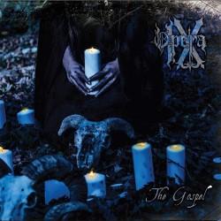 Opera IX - The Gospel - CD DIGIPAK A5