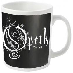Opeth - Logo (White) - MUG