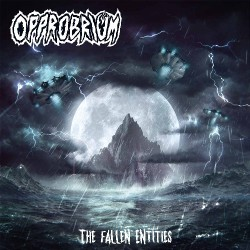 Opprobrium - The Fallen Entities - CD SLIPCASE