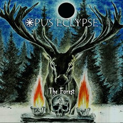 Opus Eclypse - The Forest - CD DIGIPAK