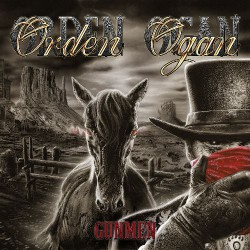 Orden Ogan - Gunmen - CD + DVD DIGIPAK