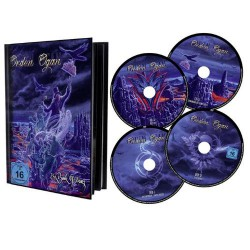 Orden Ogan - The Book Of Ogan - DOUBLE DVD + DCD