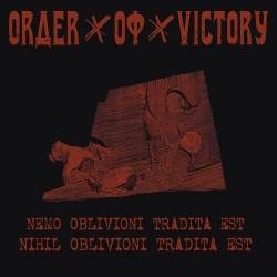 Order Of Victory - Nemo Oblivioni Tradita Est, Nihil Oblivioni Tradita Est - CD DIGISLEEVE