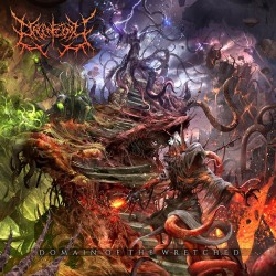 Organectomy - Domain Of The Wretched - CD