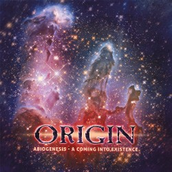 Origin - Abiogenesis – A Coming Into Existence - CD SLIPCASE